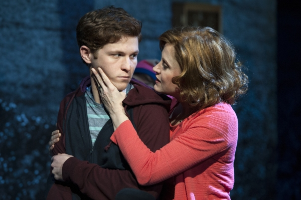 Photo Flash: First Look at Kander & Pierce's New Musical KID VICTORY at Signature Theatre