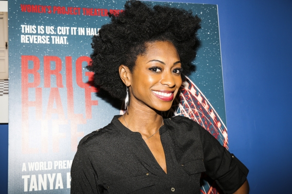 Photo Flash: Tanya Barfield's BRIGHT HALF LIFE Celebrates Opening at the City Center