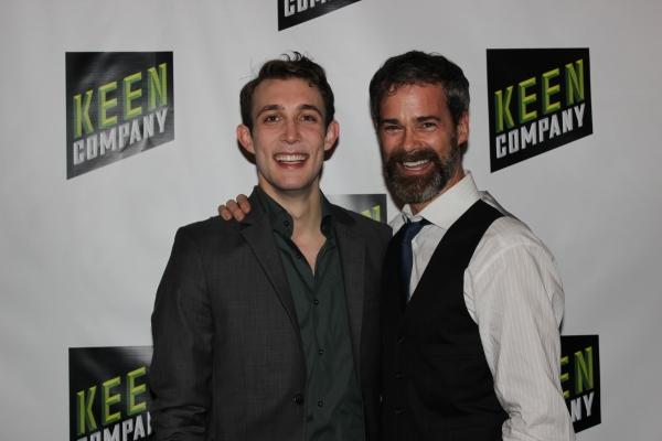 Photo Coverage: Kate Baldwin and Conor Ryan Celebrate Opening Night of Keen Company's JOHN & JEN