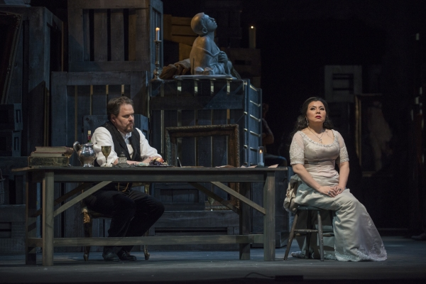 Photos: First Look at Lyric Opera of Chicago's TOSCA