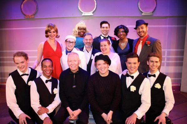 Charles Busch, John Epperson, and FABULOUS Cast