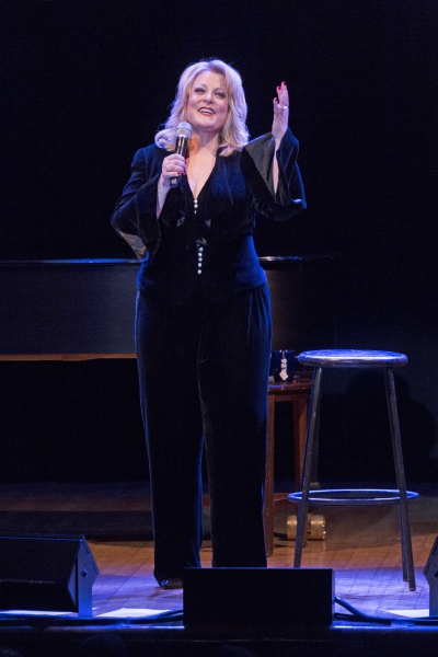 One Night Only Report & Photos: Deborah Voigt in VOIGT LESSONS at the 92nd Street Y