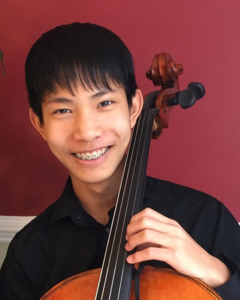 Photos: Four Students to Take PSO Masterclass with Cellist Zuill Bailey