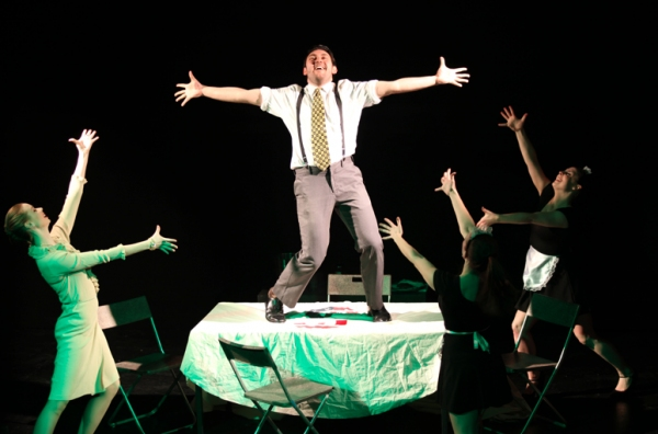 Photos: First Look at New Musical ZUCCOTTI PARK, Directed by Luis Salgado