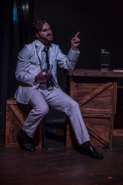 Charles Pasternak as Iago Photo