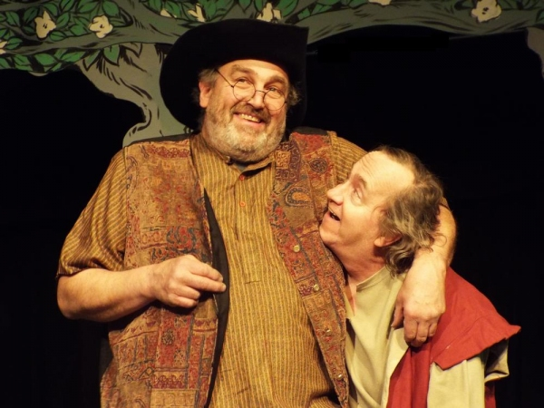 Jerry Smith (left) and Joe Doyle