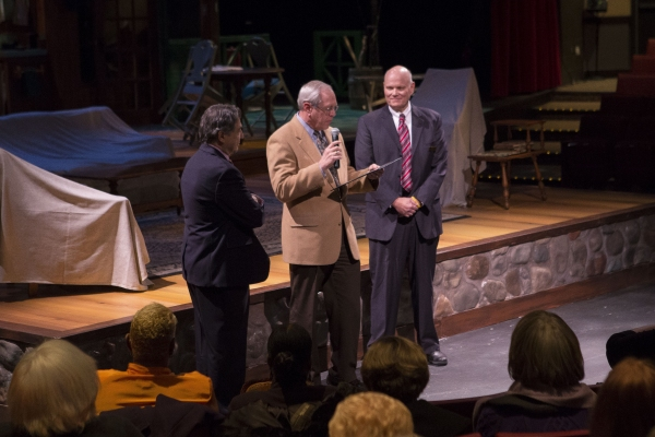 Bill Pullinsi, David F. Shafer and Richard Friedman