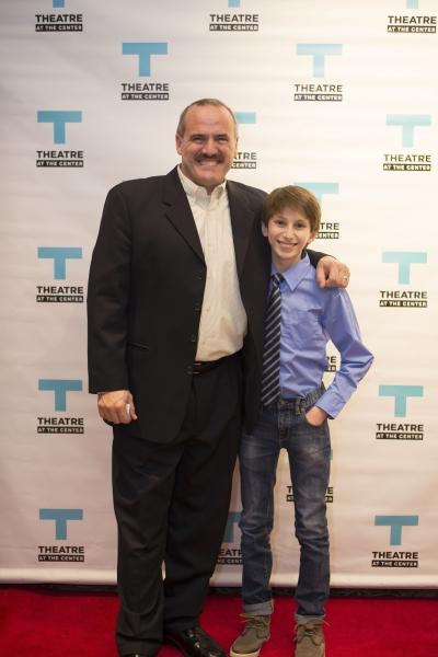 Norm Boucher and Luke Michael Klein
