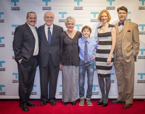 Norm Boucher, Dennis Kelly, Ami Silvestre, Luke Michael Klein, Adria Dawn and Don Rodden