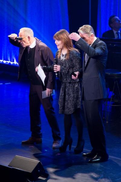 Ron Rifkin, Kathryn Erbe, Byron Jennings