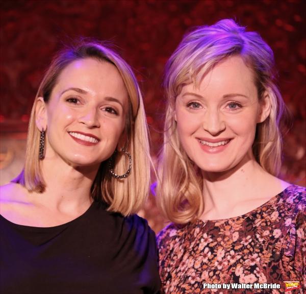 Emily Padgett and Erin Davie