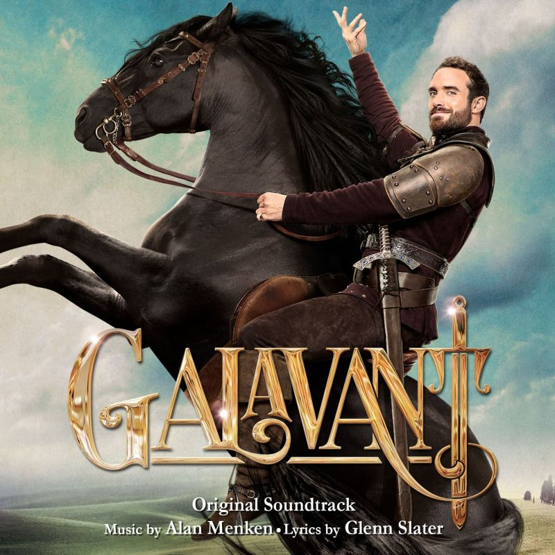 GALAVANT Soundtrack Physical CD Now Available