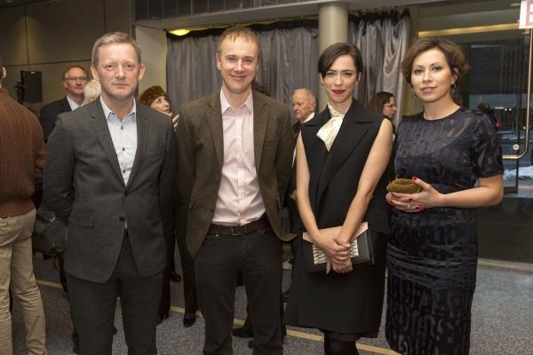 Photo Flash: Tena Stivicic, Rebecca Hall, Alex Kilgore and More at 2015 Susan Smith Blackburn Prize Ceremony