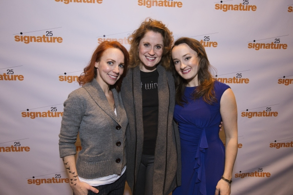 Sarah Litzsinger, Christiane Noll and Laura Darrell