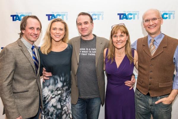 Todd Lawson, Tracy Middendorf, Ted Koch, Kelly McAndrew, Jeff Talbott