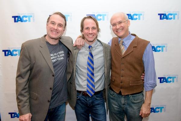 Ted Koch, Todd Lawson, Jeff Talbott