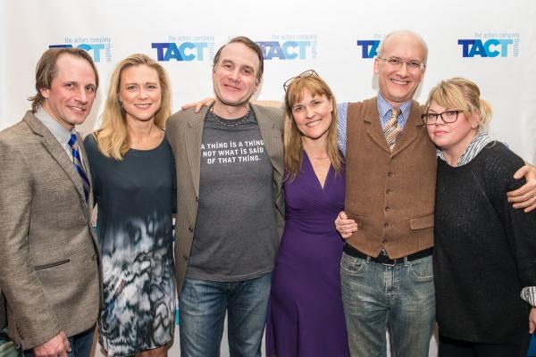 Todd Lawson, Tracy Middendorf, Ted Koch, Kelly McAndrew, Jeff Talbott, Jenn Thompson