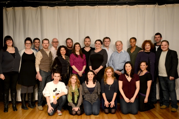 Photos: Meet the Company of Beautiful Soup's Festival Celebrating Playwright Steven Carl McCasland