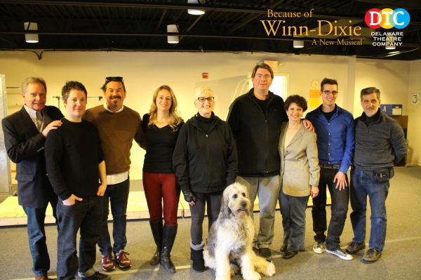 Photo Flash: Sneak Peek at Delaware Theatre Company's BECAUSE OF WINN DIXIE