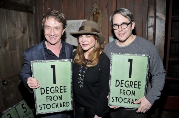 Martin Short, Stockard Channing, Matthew Broderick