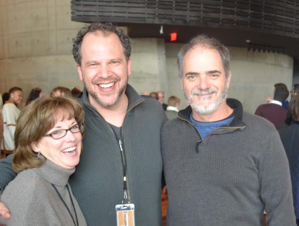 Sherri L. Edelen, Aaron Posner and Eric Hissom