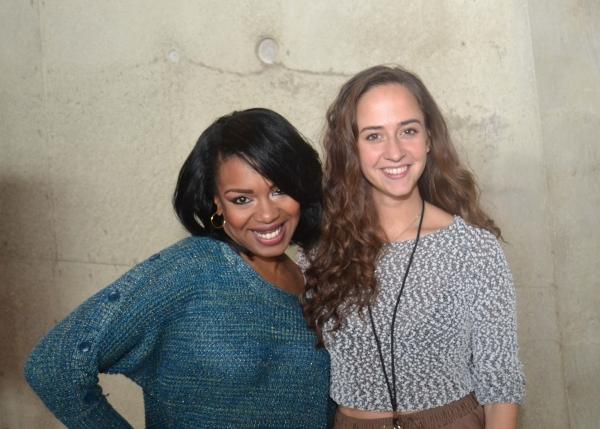 Jessica Frances Dukes and Rachel Esther Tate  Photo