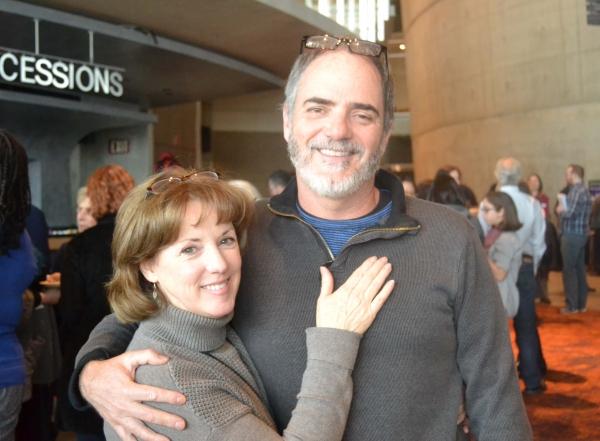 Sherri L. Edelen and Eric Hissom