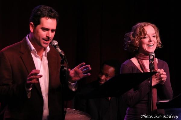 Photo Flash: Broadway at Birdland Celebrates Don and Jeff Breithaupt