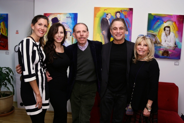 Amanda Erlinger, Libra Max, Peter Max, Tony Danza, Nancy Sinatra Photo
