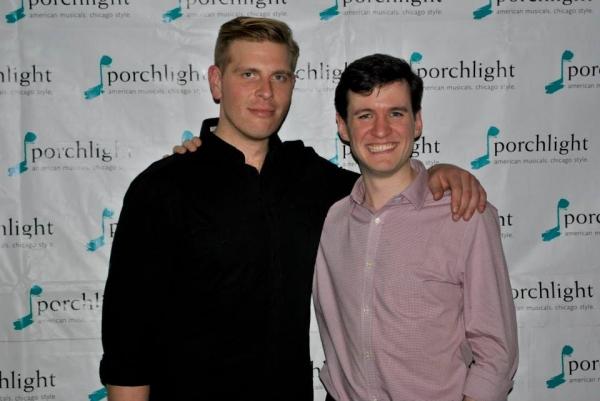 Brandon Dahlquist and Matt Edmonds