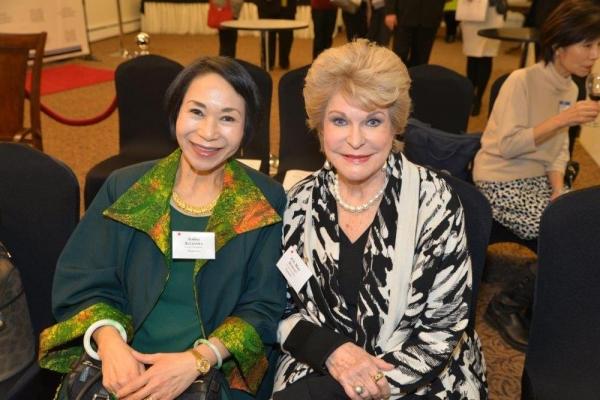 Photo Flash: 2015 Luce Leader Awards Reception Honors Humanitarians & Future Global Leaders