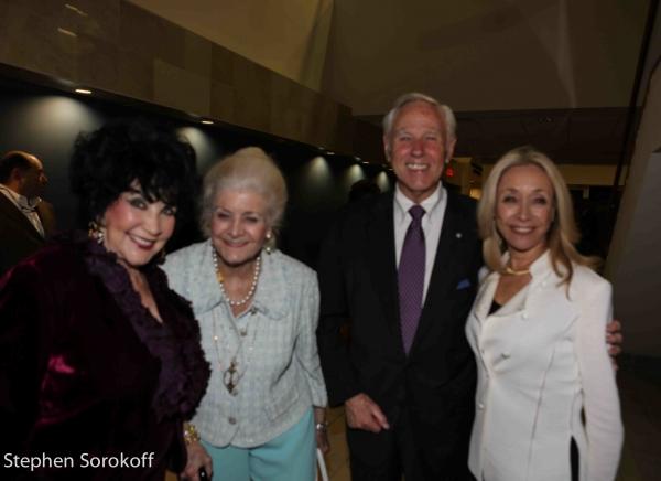 Jan McArt, Nancy Parker, Eillis M. Parker, Eda Sorokoff