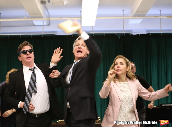 Photo Coverage: Performance Preview of Off-Broadway's CLINTON THE MUSICAL!