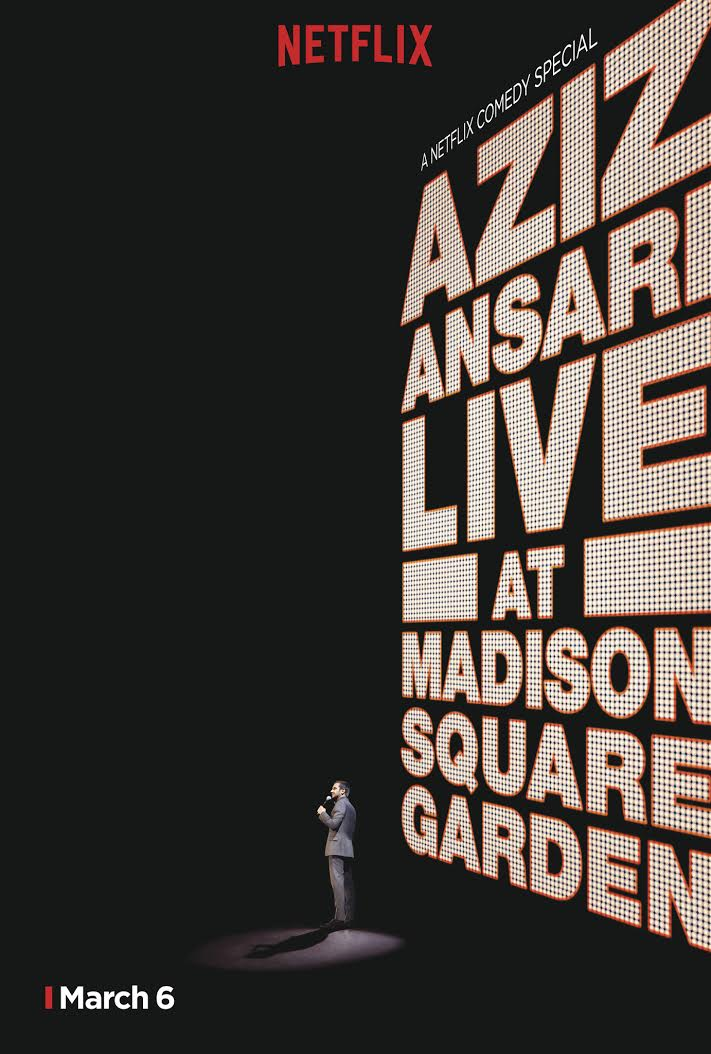 video sneak peek aziz ansari 39 s new netflix special live