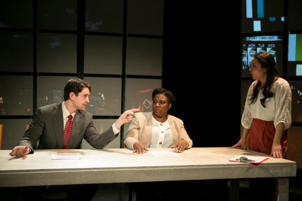 Photo Flash: First Look at HEAT WAVE, Part of Steppenwolf's GARAGE REP 2015