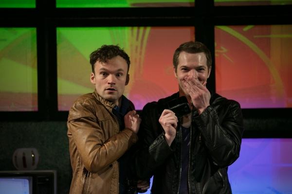 Kevin Webb and James Nedrud