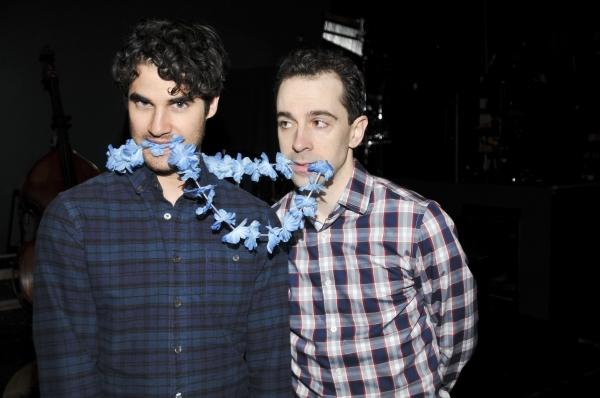Darren Criss, Rob McClure