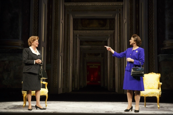 Photo Flash: New Shots from Broadway's THE AUDIENCE, Opening This Sunday!