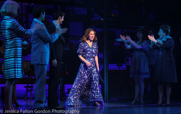 Photo Coverage: Chilina Kennedy Takes First Bow as Carole King in BEAUTIFUL