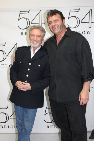 Larry Gatlin and ray McLeod