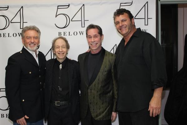 Larry Gatlin, Scott Siegel, Ian herman and ray McLeod