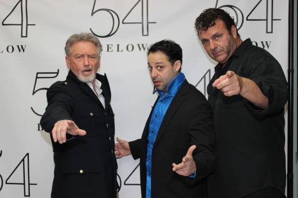 Larry Gatlin, Steve Rosen and Ray McLeod