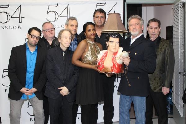 Steve Rosen, Lennie Watts, Scott Siegel, Martin Vidnovic, Tumiri Tubo, Ray McLeod and Photo