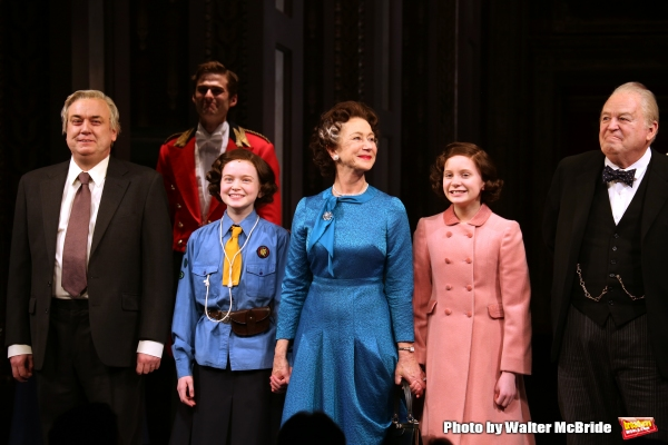 Photo Coverage: Helen Mirren & The Cast of Broadway's THE AUDIENCE Take Opening Night Bows!