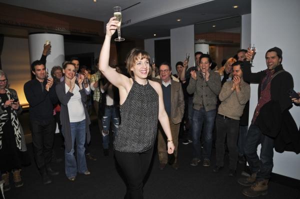Photo Flash: Go Inside Jessie Mueller's Final Performance in BEAUTIFUL!