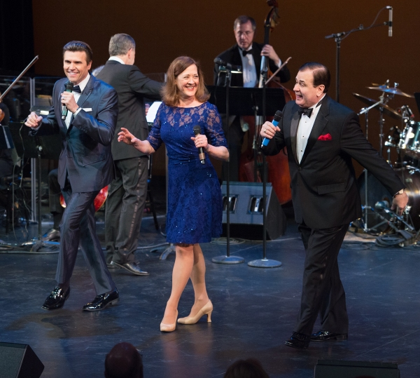 Photos: Karen Ziemba, Brent Barrett, Lee Roy Reams and More in AMERICAN SHOWSTOPPERS