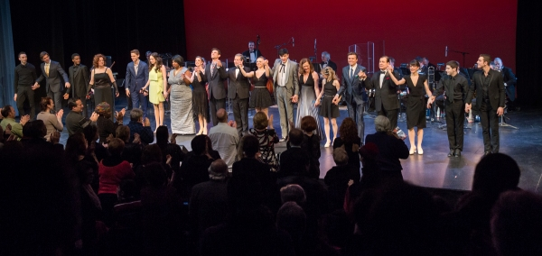 Photo Flash: Karen Ziemba, Brent Barrett, Lee Roy Reams and More in AMERICAN SHOWSTOPPERS