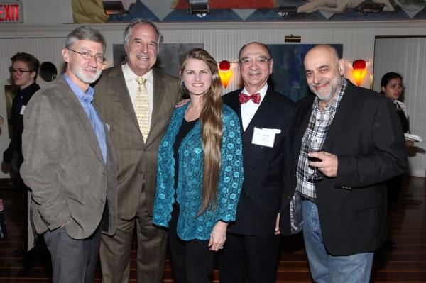 David Garrison, Stewart F. Lane, Bonnie Comley, Benjamin Juarez, Jim Petosa Photo