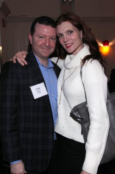 Todd Rosen, Kaili Vernoff