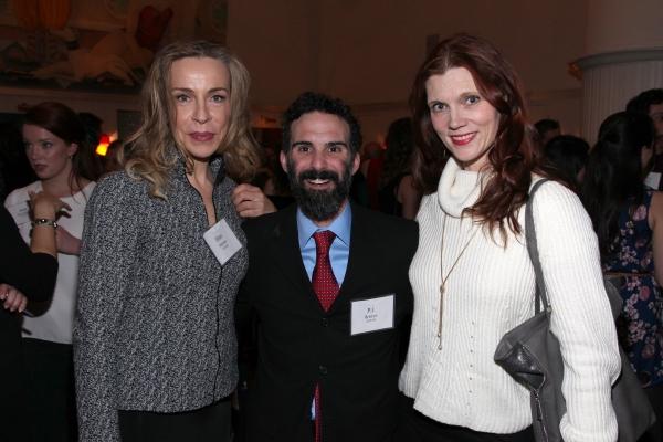 Ellen Harvey, PJ Bracco, Kaili Vernoff